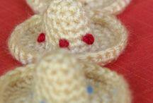 Doll & barbie crochet