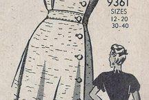 Шитье Винтажной Одежды