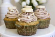 Cakes, desserts, cupcakes