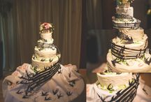 Wedding cake deliciousness