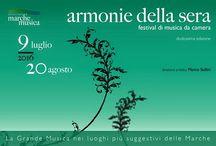 Armonie della Sera  2016 / Musica da Camera