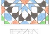 P1> padrões islâmicos // Geometria