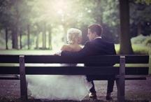 Bruiloft - foto's / Mooie foto's (sfeer/stijl) bruiloft