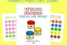 Kindergarten homeschooling