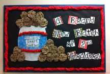 Bulletin boards  / by Tiffany Mendiola:)