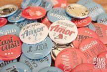 Pins Monadas / Productos y accesorios para Bodas, Fiestas de Quince y eventos divertidos
