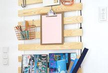 Westwing  • Storage Ideas / Teveel spullen maar te weinig ideeën om ze op te bergen? Hier vind je alle creatieve en originele ideeën van andere pinners! Zo word jij de schoonste thuis! Voor meer inspiratie: westwing.me/shopthelook