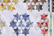 A Q IS FOR QUILTER QUILTS & IDEA´S / She have a great site about vintage quilts, with tutorial, and a lots of vintage quilt/embroidery patterns for vintage quilts...... / by Dorte Rasmussen.Denmark