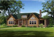 Arts & Crafts Designs / Southland Log Homes, provider of America's Favorite Log Home™, has partnered with The Stickley Museum at Craftsman Farms, the former home of early twentieth century designer Gustav Stickley, to bring you beautiful Arts & Crafts inspired log home designs.