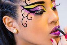 maquillaje moros y cristianos