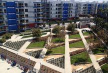 Square & Park Design