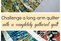 Quilts and ideas