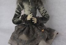 art dolls / by Kelly Hankins