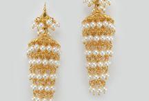 Earrings and jumkas