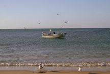Monte Gordo / Beach Monte Gordo, Algarve