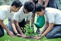'ONE EARTH, ONE LIFE TO SAVE IT'-DECLARE PRESIDIANS
