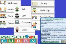 preschool admin