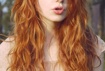 Red hair / by S.i. Lewis