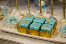 Baby Shower Cake Dessert & Sweet Table