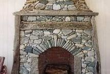 Fireplaces / by Sarah Merrill