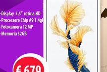 iphone 6s plus oro 32gb