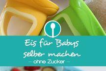 Eis für Babys