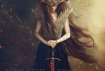 Scandinavian mythology and vikings