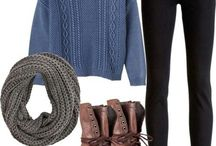 outfits winter-autumn