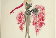 Creative Costume designs / Illustrations from the best in the business
