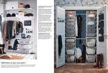 rangements IKEA