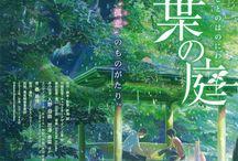 Garden of Words 言の葉の庭 / Another masterpiece from Shinkai Makoto sensei...