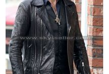 Once Upon a Time Colin O'Donoghue Black Jacket / Get this Biker Captain Hook Once Upon a Time S5 Black Leather Jacket at most discounted price from Sky-Seller and avail free Shipping.