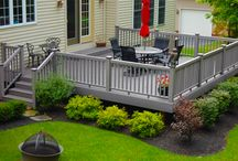Deck Ideas and Outdoor Landscaping