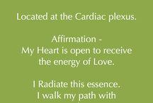 4th Heart Chakra / Heart Chakra - Anahatra (unstuck)