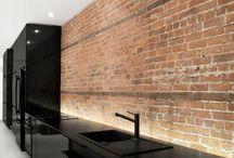 idées briques cuisine