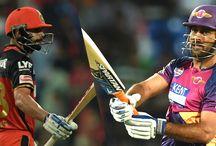 Rising Pune Supergiants Vs Royal Challengers Bangalore Live Match