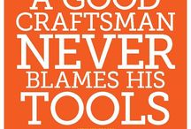 Handy Quotes / Quotes that will inspire you to DIY