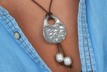 Flaunt Your Flair with HappyGoLicky Jewelry / Flaunt your flair with HappyGoLicky Jewelry, designed to make your soul smile. See HappyGoLicky.com for the best handmade sterling silver boho chic jewelry. Ask us about custom pieces!