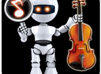 ViolinNotesFinder / Learn or improve the sight reading of the notes, in any notations, on the violin, using the app just a few minutes each day.   The app has 2 modes:  1. Notes Explorer 2. Notes Trainer