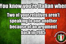 Italians funny