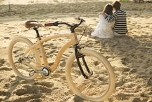 Wooden Beach Bike - Materia Bikes