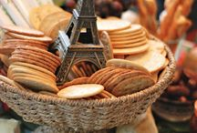 An Afternoon in Paris {Themed Party} / by Holly Garofalo