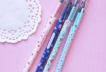 Şirin kalemler