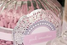 ❤ Pink & Silver ~ Chantelle ❤ / ♥...because these colors remind me of my Chantelle...♥