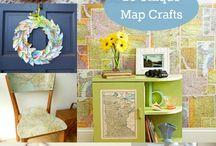 Maps/Globes