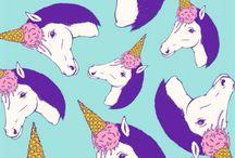 Candy shop / Unicorn be like