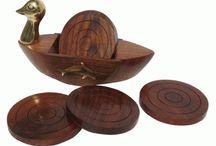 Decorative Wooden work