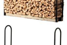 OUTDOOR*Firewood Storage*