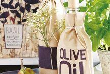 Olivenoel als Geschenk