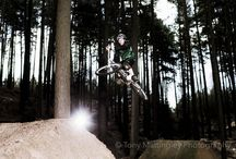 MTB Airtime / Mountain Bike Riders, doing what they do best.
